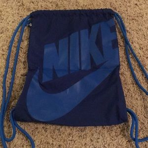 Nike rope backpack